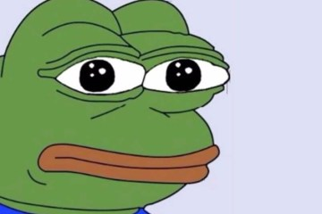Pepe the Frog: The Most Influential Person of 2016?