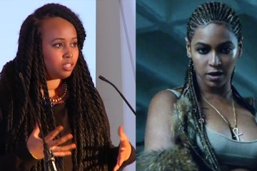 The Message in Beyoncé's Collaboration with Poet Warsan Shire