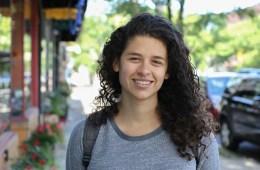 Political Science Major Ana Diaz Transforms Feminine Hygiene