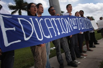 Protecting Undocumented Students Without Sanctuary Campus Status