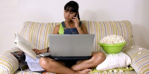 Multitasking Is Unapologetically Ruining Your GPA and Possibly Your Life