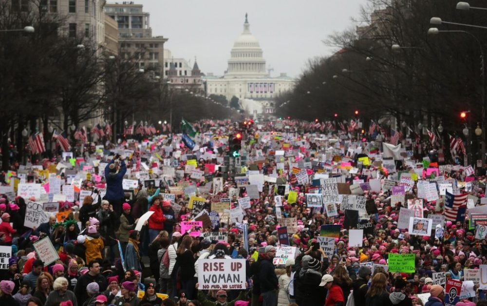 Thank You, Trump, for Unifying Women Like Never Before