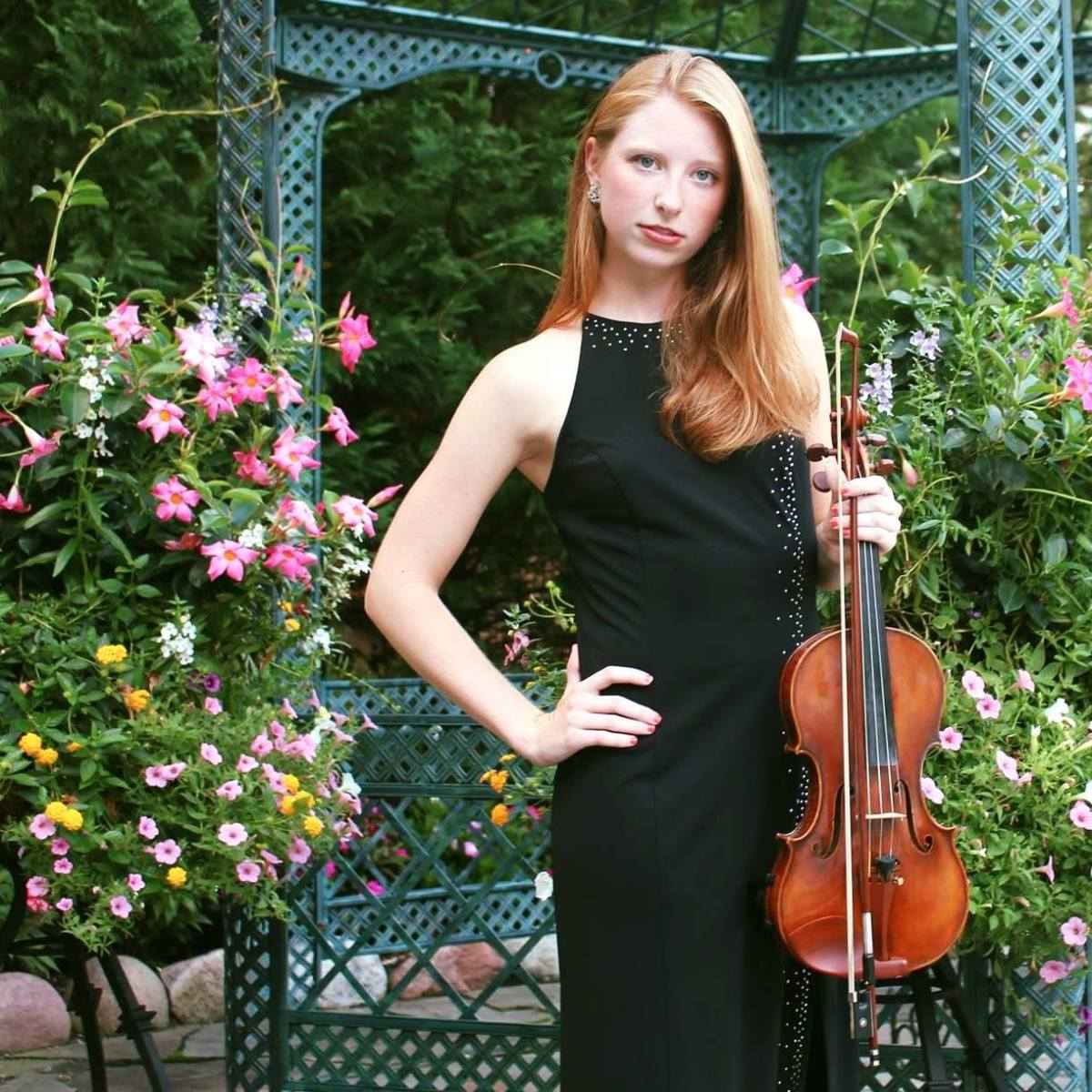 Violinist and Student Kristi Monte Is Bringing Mozart to the Masses