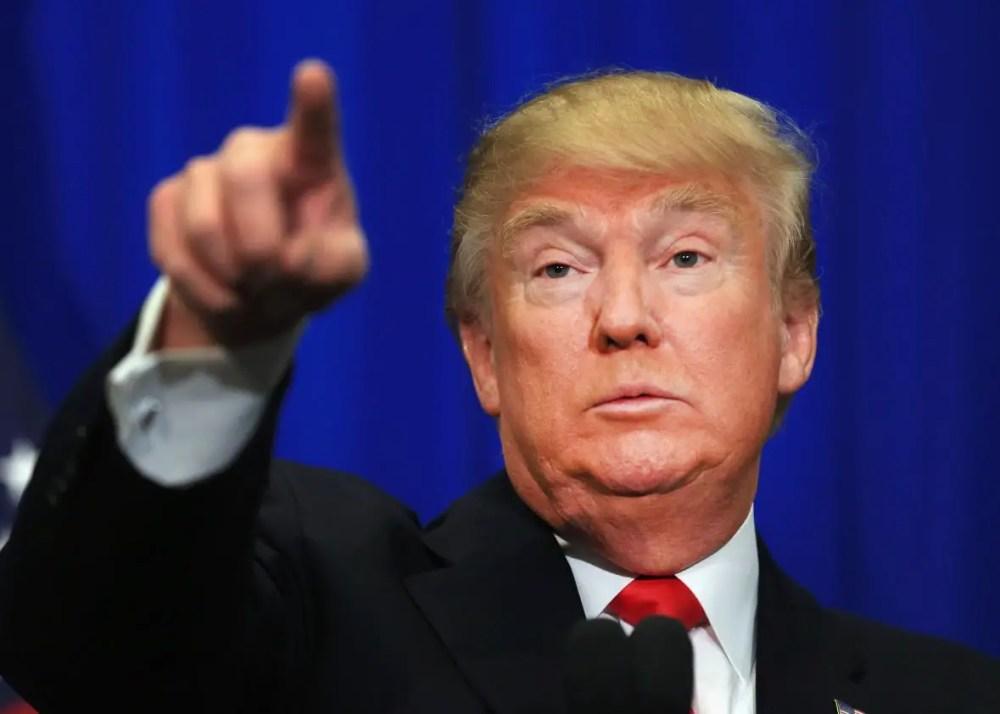 Donald Trump: Making America Vain Again