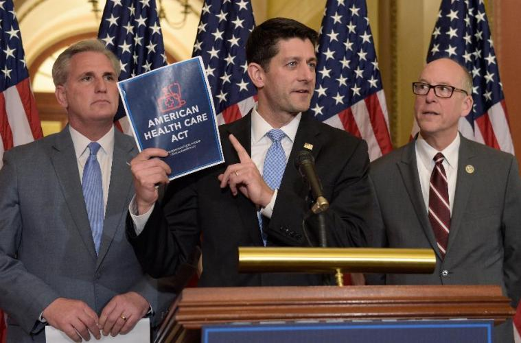 The Ins and Outs of the American Health Care Act