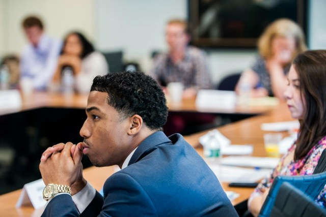 How Kevin Lee Went from Being Homeless to Advising the White House