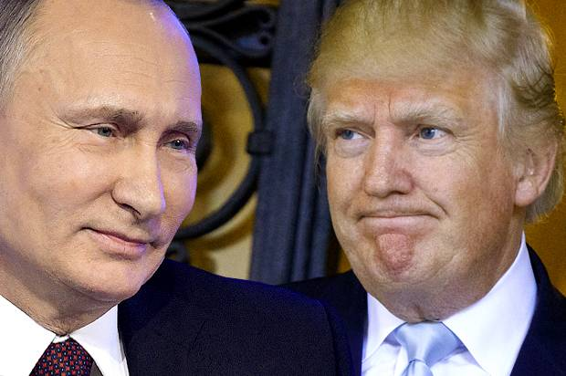 A Complete Chronology of Trump's Alleged Dealings with Russian