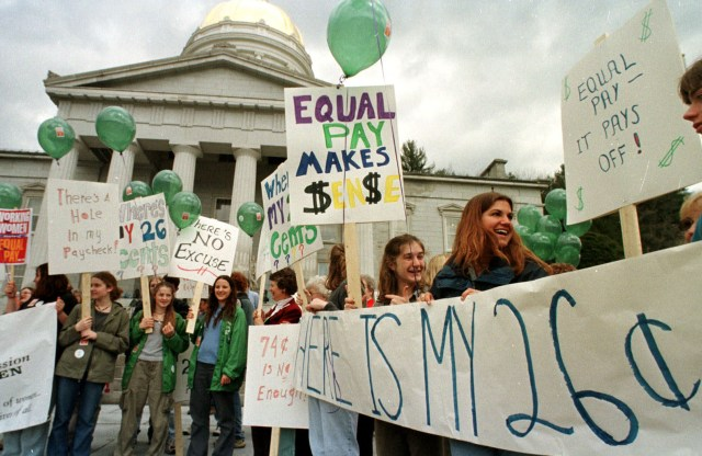 The Gender Wage Gap and What it Might Mean for You