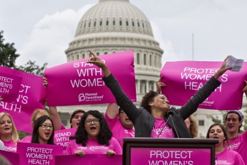Supporting Planned Parenthood in the War on Women