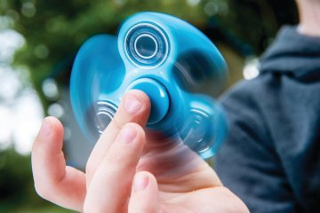 Fidget Spinners in the Age of Donald Trump