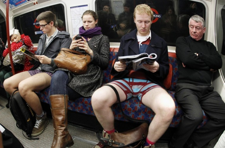Why Manspreading Isn't a Gendered Issue