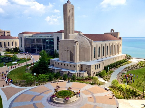 Loyola Student Is Detained After Intervening in Police Search
