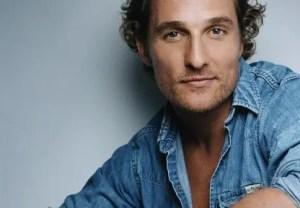 Matthew McConaughey comedies