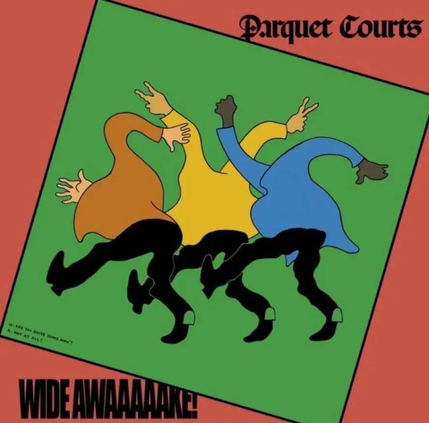 parquet courts band