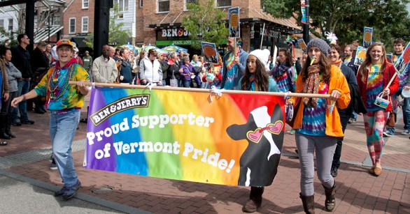 Ben & Jerry's Pride Month