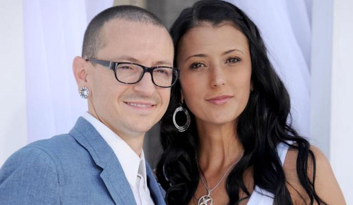 Chester Bennington Talinda Bentley