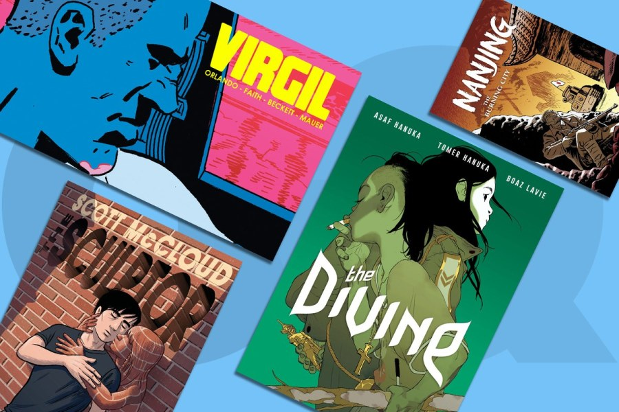 The Best Graphic Novels to Read If You ve Never Read a Graphic Novel