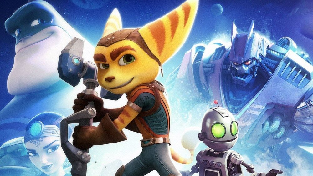 Ratchet and Clank are the original dynamic duo. (Image via IGN Entertainment)