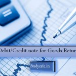 Invoicing Sales Return and debit credit note for goods return after GST