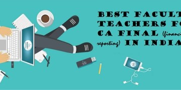 CA Final FR Best Faculties | List of Faculties for CA Final FR