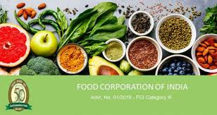 E- Tender for Appointment of Chartered Accountants For Internal Audit in Food Corporation of India