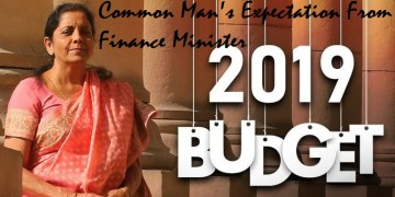 Common man's expectations form the Finance Minister
