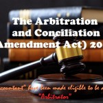 "Chartered Accountant is now eligible to be appointed as ""Arbitrator"""