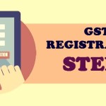 STEPS FOR GST REGISTRATION