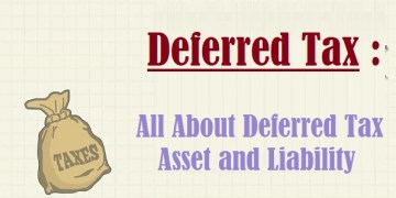 Deferred Tax : All About Deferred Tax Asset and Liability