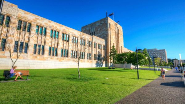 Want to Study at The University of Queensland StudyCo