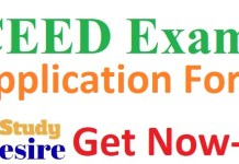 CEED Application Form 2019