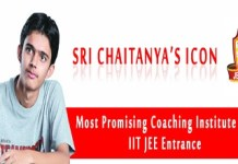 Get details of Sri Chaitanya Coaching Institute Delhi & Sri Chaitanya IIT Academy Delhi Admission Fees Course know all of Sri Chaitanya here