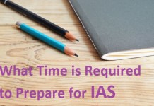 How Much Time is Required to Prepare for IAS