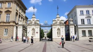 University of Warsaw – Ranking & Acceptance Rate