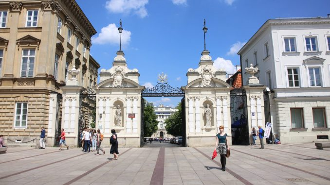 University Of Warsaw - Ranking & Acceptance Rate