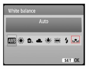баланс белого при белом фоне ошибки фотоаппарата курортного города