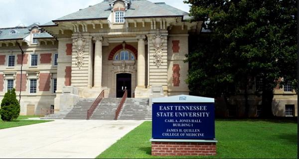 East Tennessee State University International Students Scholarship 2021/22