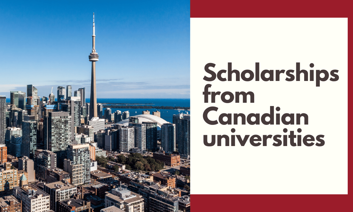 Scholarships From Canadian Universities