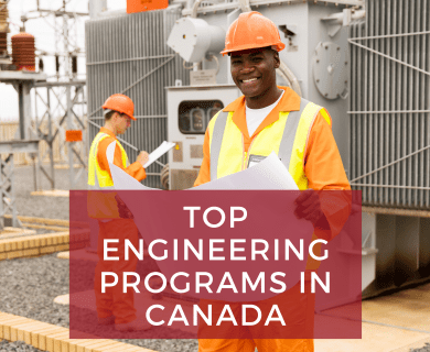 Top Engineering Programs in Canada