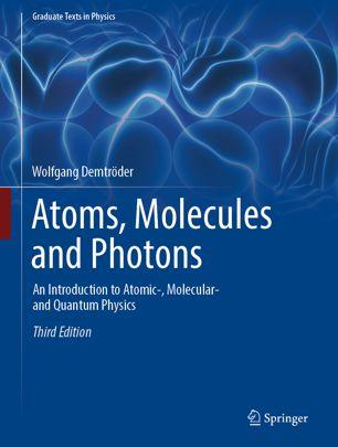 Atoms Molecules and Photons 2nd Edition eBook - StudyingCore