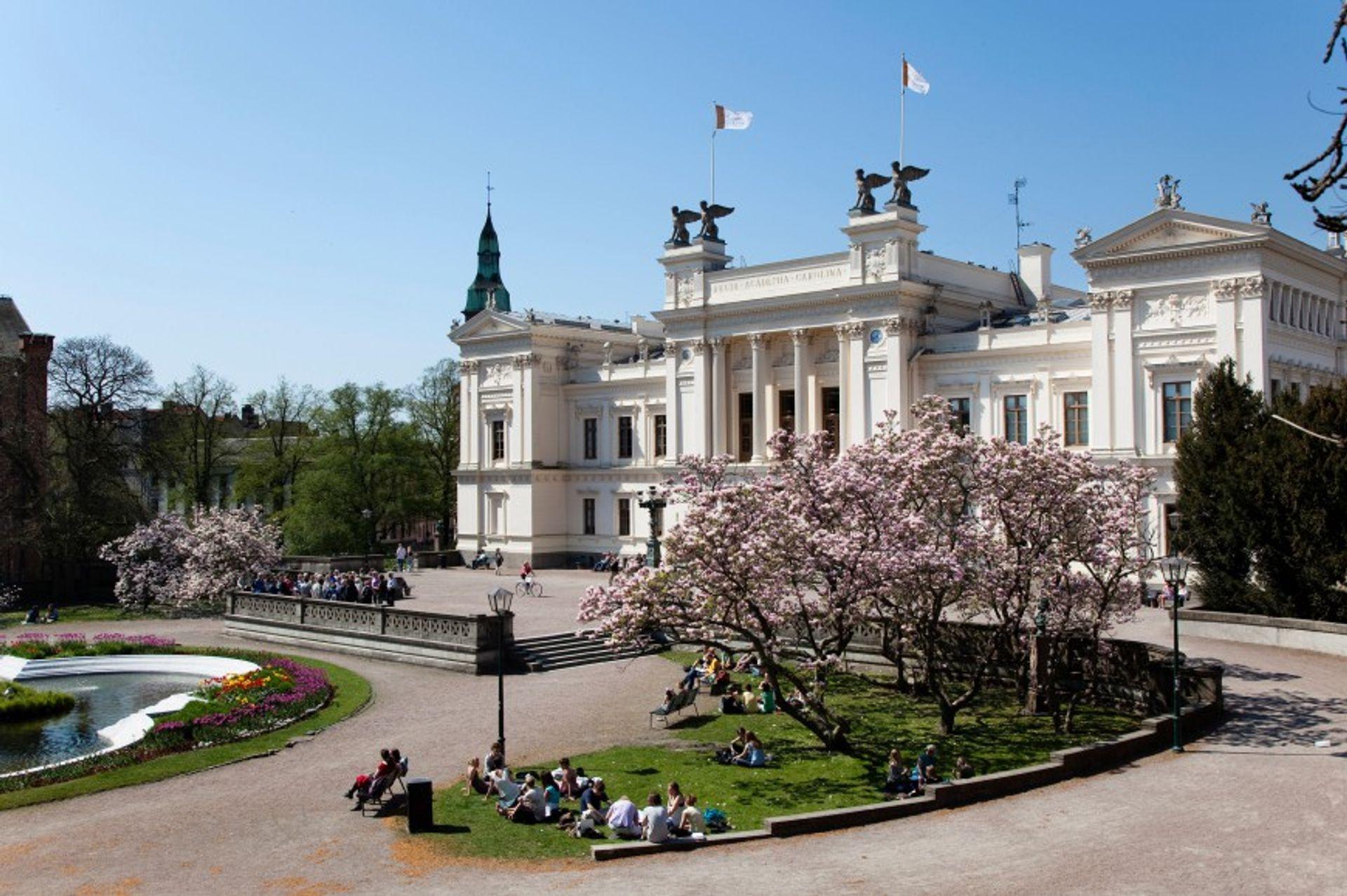 Universitas terbaik Swedia - Lund University