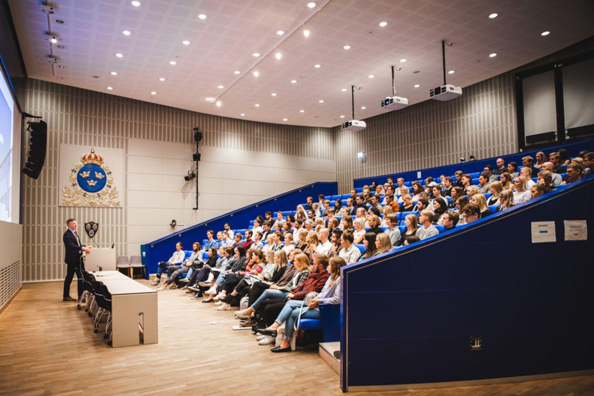 UHF Scholarship, beasiswa di Swedia