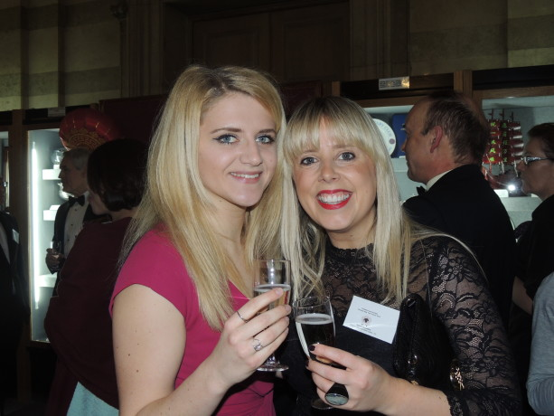 Study Links Becky and Sophie at the Yorkshire & Humber China Business Awards