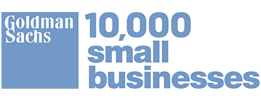 Goldman Sachs 10 000 Small Businesses logo