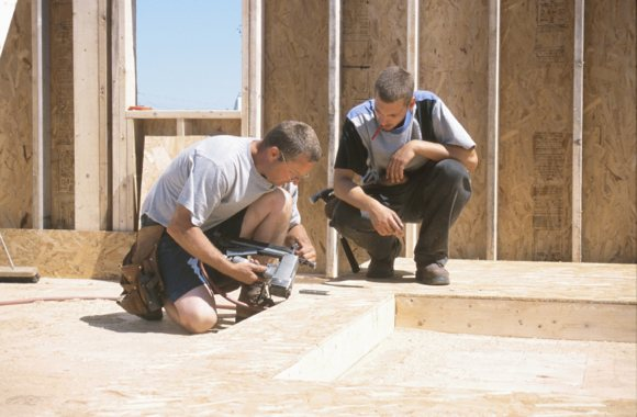 Olds College is currently training carpenters for a looming hiring