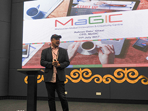 APU Organizes First Internet of Things (IoT) Innovation Day Photo 2