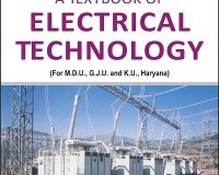 A Textbook of Electrical Technology By R.K. Rajput