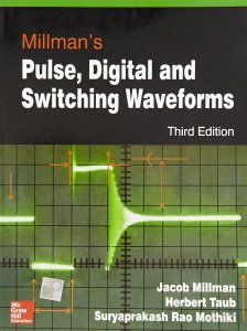 Millman's Pulse, Digital and Switching Waveforms By Jacob Millman, Herbert Taub