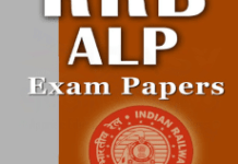 RRB Assistant Loco Pilot (ALP) Exam Papers with Key (Solutions)