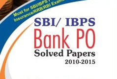 SBI & IBPS Bank PO Solved Papers – 26 papers By Disha Experts
